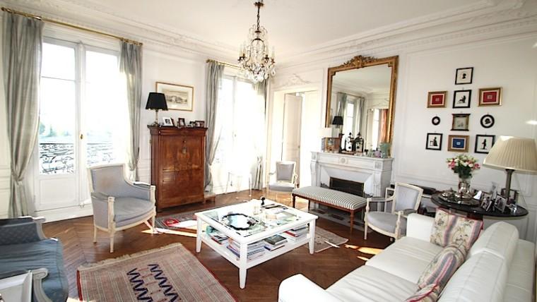 PARIS 10ÈME – CHATEAU LANDON – 111 M2 – 3 CHAMBRES – 3ÈME ÉTAGE