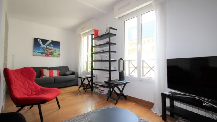 PARIS 16°- EXCLUSIVITÉ – JASMIN – APPARTEMENT 2 PIÈCES 49 m2 – 2ÈME ÉTAGE