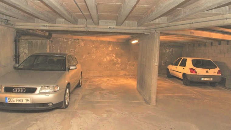 PARIS 16ème – M0ZART/MUETTE – EXCLUSIVITE – PARKING – 3ème SOUS/SOL